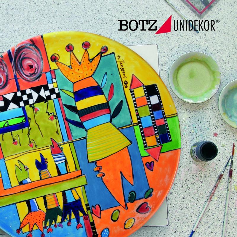 Titel BOTZ Glaze & Paint