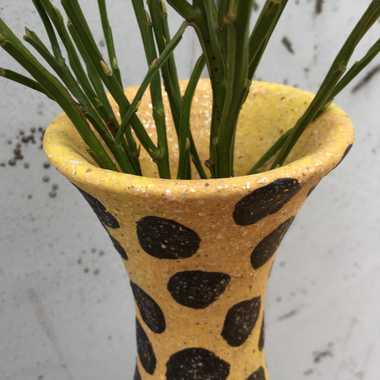 Vase, 9133 Ocker Glimmer
