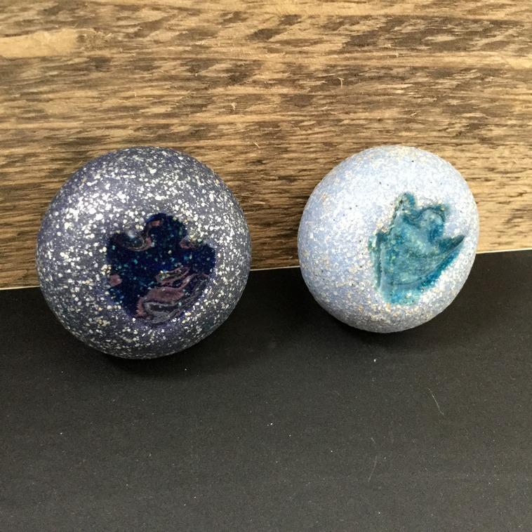 9136 Bleu Glimmer, rechts