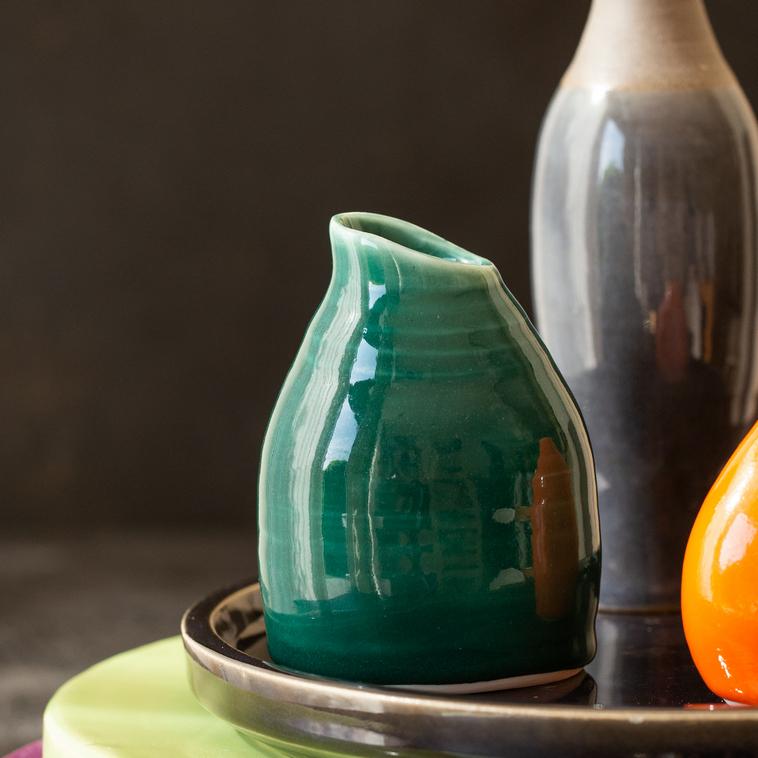 9310 Malachit, Vase