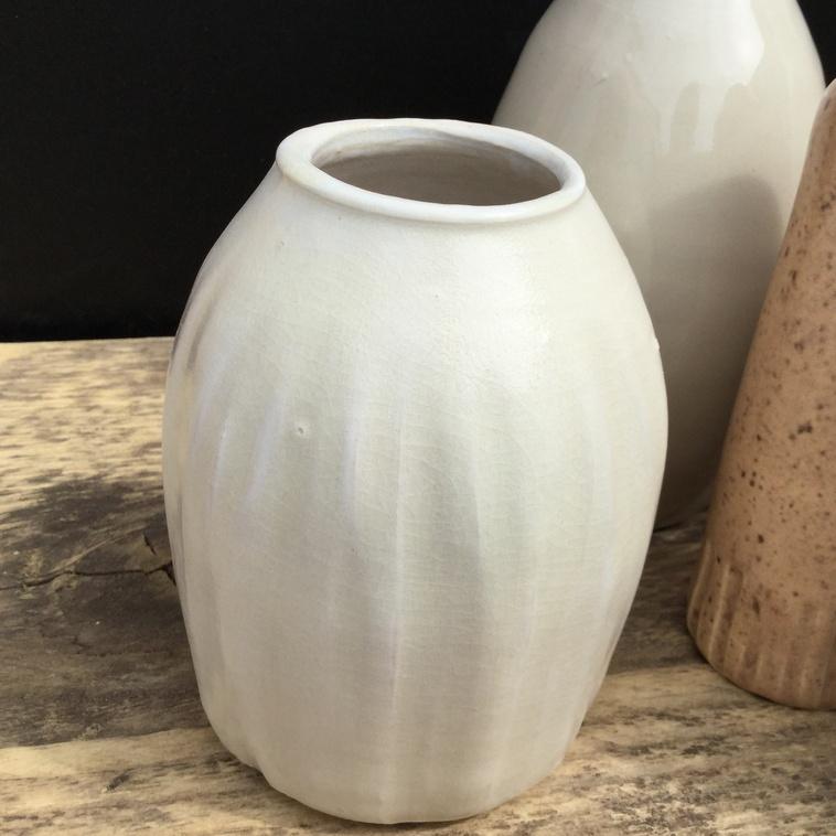 Vase, 9346 Antikweiß