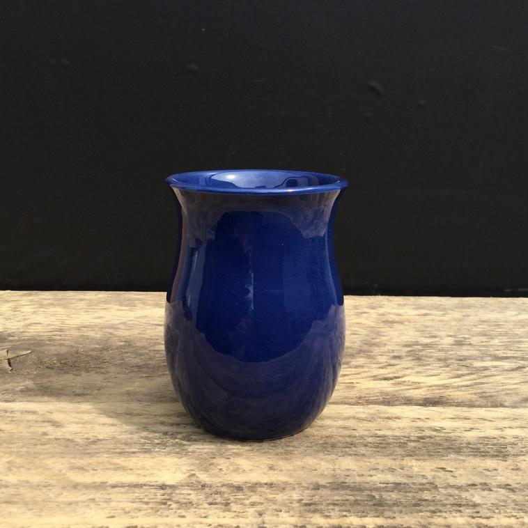 Vase, 9380 Marinablau