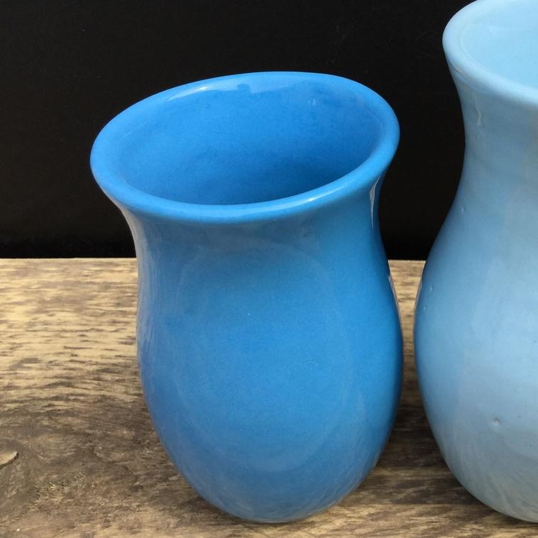 Vase, 9448 Sky blue