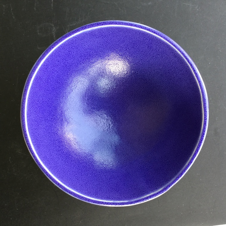 Schale, 9456 Granitblau