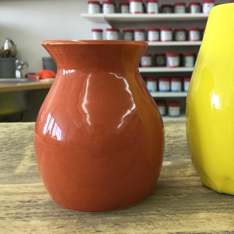 Vase, 9480 Mandarin
