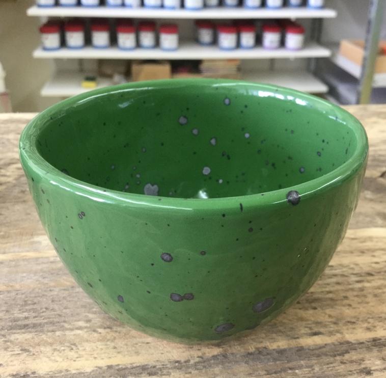 Schale, 9504 Irischgrün