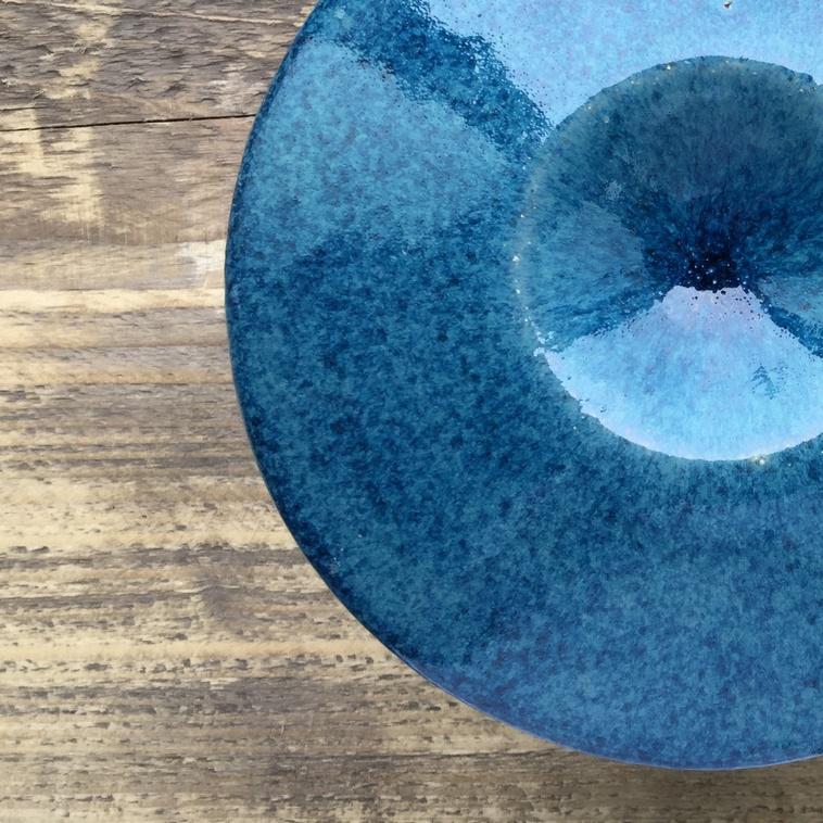 Gefäß, 9542 Blaueffekt