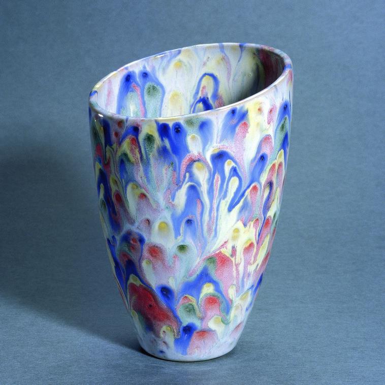 Vase, 9608 Harlekin
