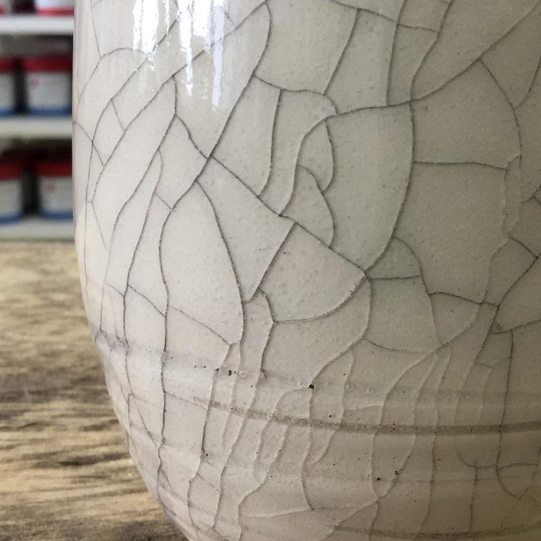 Vase, 9878 Craquelé